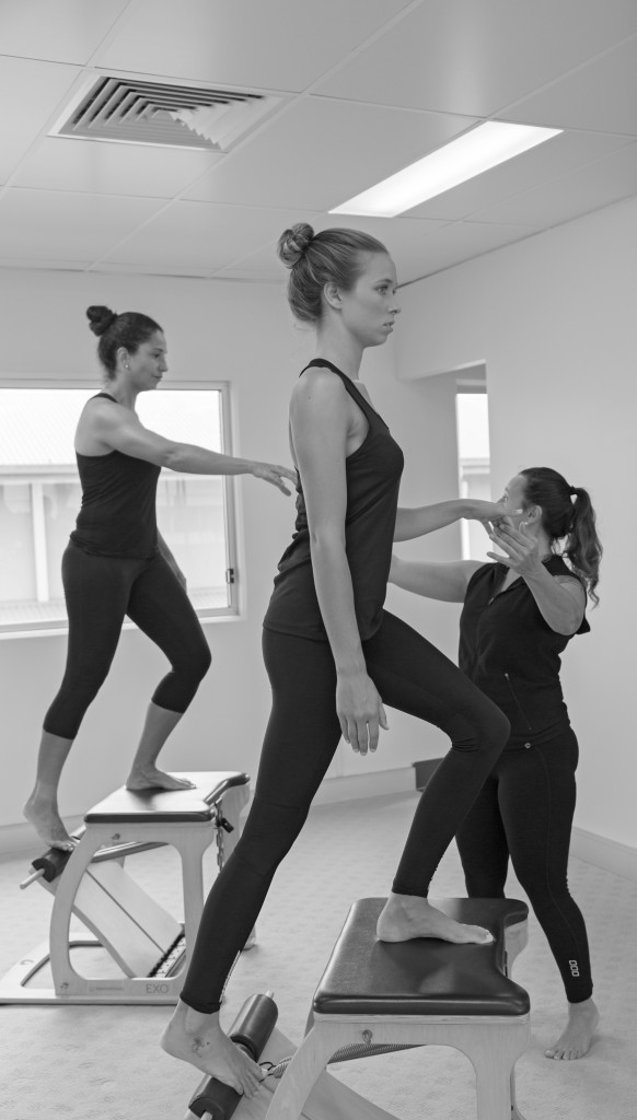 Breathing during Pilates Practice